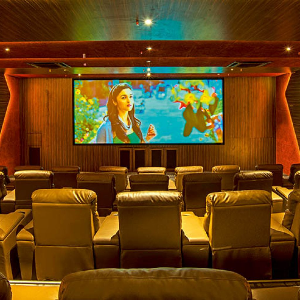 Cinema at Mangalyam Meadows, Valsad