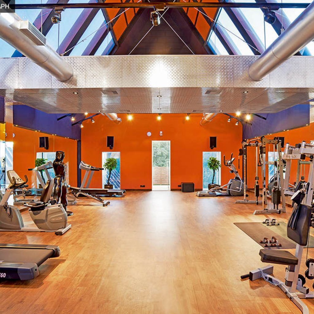 Gym Mangalyam Meadows, Valsad
