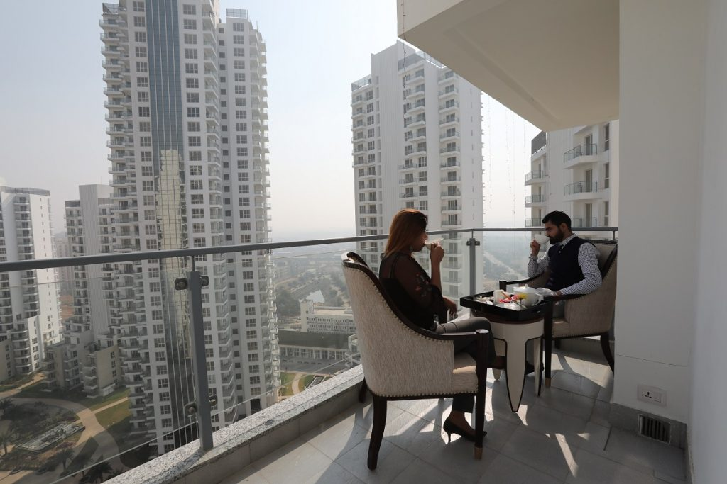 M3M Merlin - Clubhouse in Gurgaon