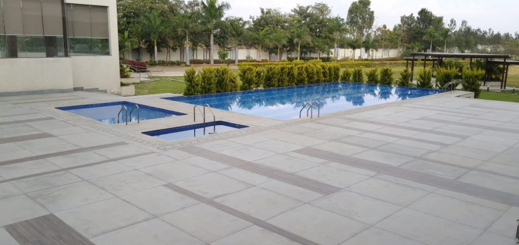 Swimming Pool in Bangalore Club House