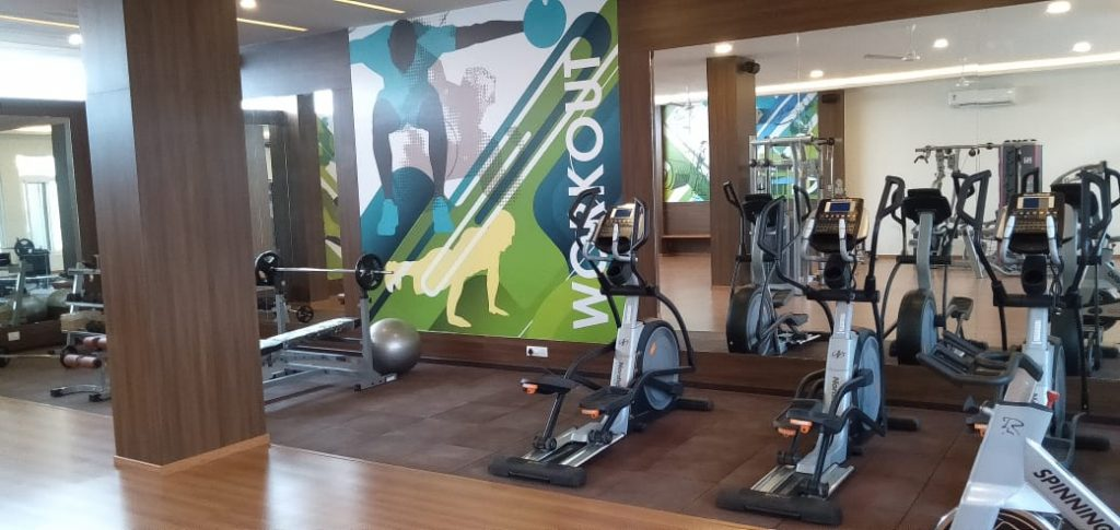 Gym in Bangalore Club House